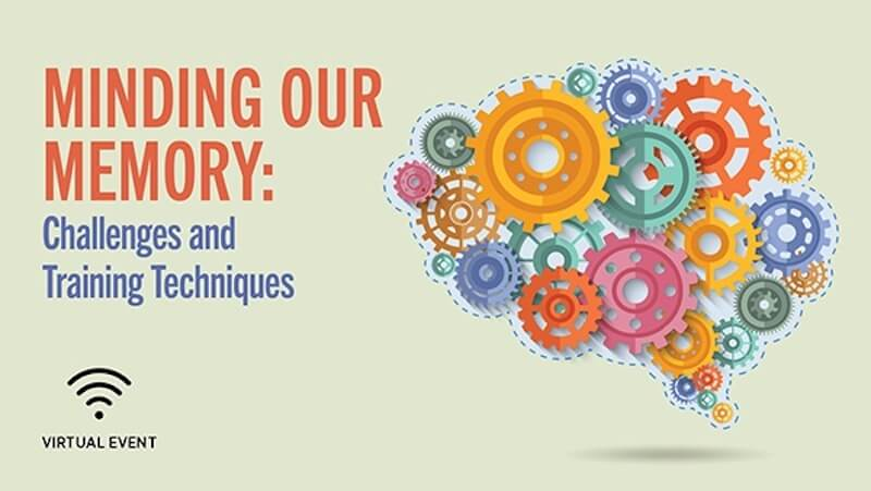 Minding Our Memory: Virtual Event